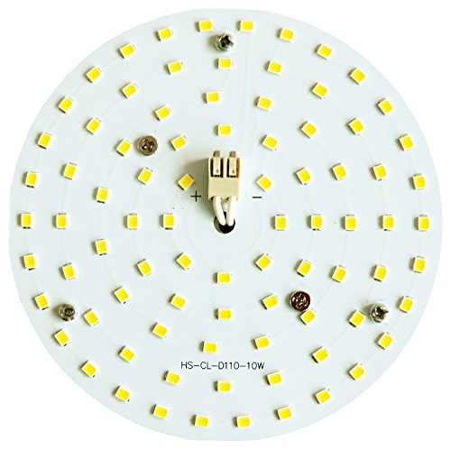 Interfan Panel LED Adaptable con Imán, 10 W, Blanco