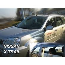 Windabweiser für Nissan X-Trail T31 2007-2014 Geländewagen SUV 5türer vorne