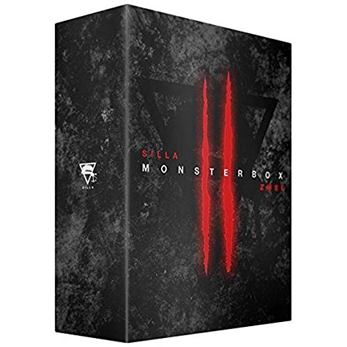 Silla: Blockchef Monsterbox (Limited Edition) (Audio CD)