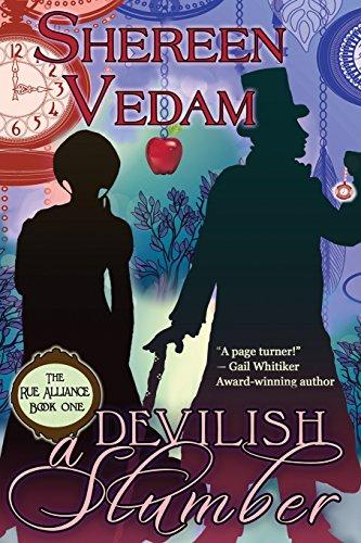 A Devilish Slumber: The Rue Alliance, Book 1