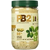 Bell Plantation PB2 Powdered Peanut Butter, Net Wt. 16 Oz. 453.6g