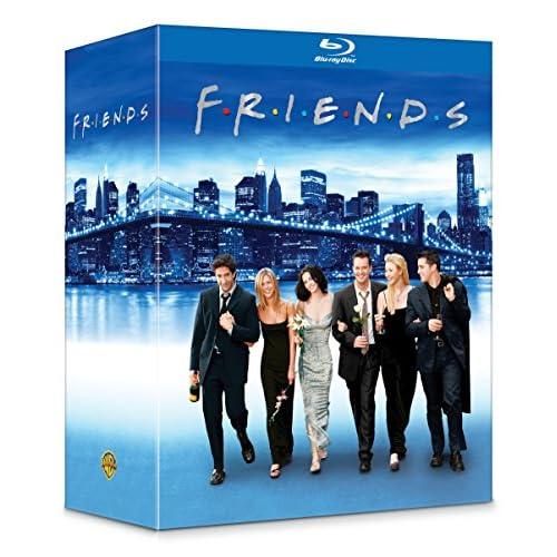 Friends - L'intégrale - Saisons 1 à 10 [Francia] [Blu-ray] 6