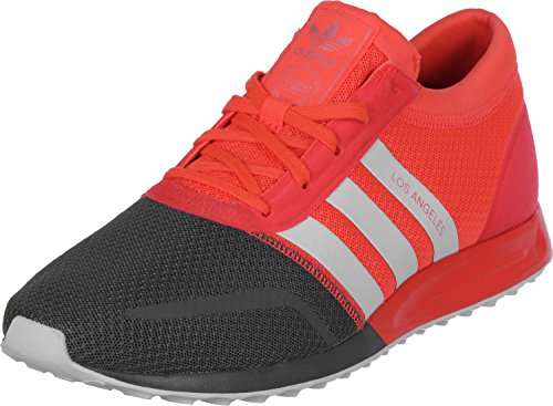 adidas Los Angeles Solar Red White Black Orange