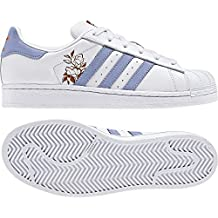detailed look 4b0ee db6a3 adidas Superstar W, Chaussures d escalade Femme, Multicolore (FTW Bla Rostra