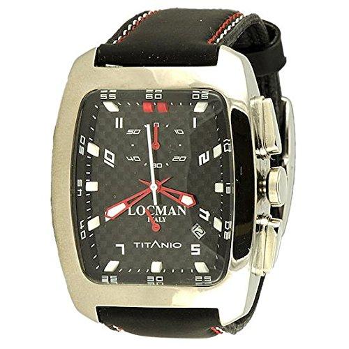 Locman 048400CB0005GOK Montre à bracelet pour homme
