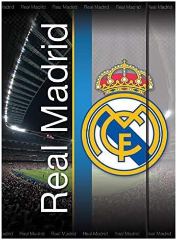 Amazon.es: Real Madrid - Archivadores / Material Escolar: Juguetes ...