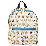 Perletti_13624 - Sac à dos avec poche avant Emoji, 40x30x18cm