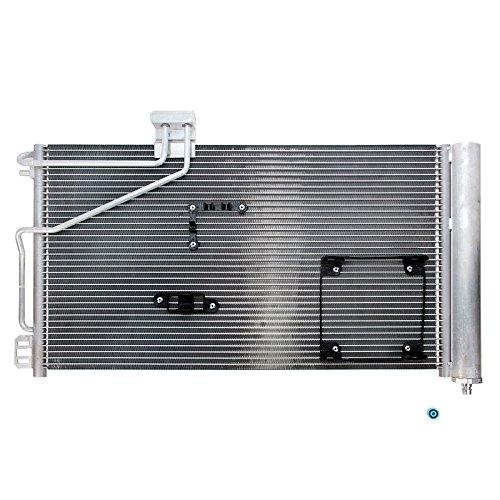 1x Condensador con secador integrado MERCEDES-BENZ CLASE C W203 +FAMILIAR S203 +SPORTCOUPE CL203 C 30 CDI AMG C 200 CDI C 220 CDI C 270 CDI 2000-11; MERCEDES BENZ CLK C209 270 CDI 2002-09;