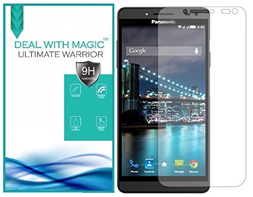 Magic Transparent Tempered Glass 2.5 Curve screen Protector For Panasonic Eluga I2  available at amazon for Rs.159