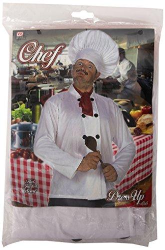 Aptafêtes–ac1577–Set Koch mit Frisiere, CASAQUE und Kopftuch