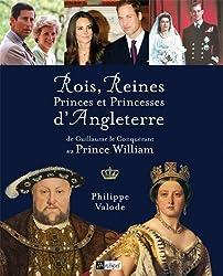 Rois, reines, princes et princesses d'Angleterre