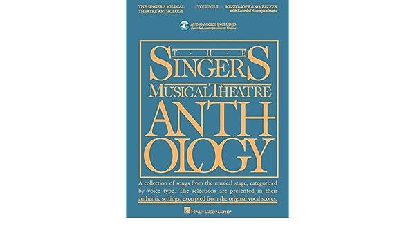 Buy The Singer's Musical Theatre Anthology: Mezzo-Soprano