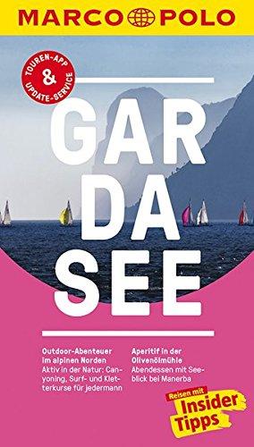 Preisvergleich Produktbild MARCO POLO Reiseführer Gardasee: Reisen mit Insider-Tipps. Inklusive kostenloser Touren-App & Update-Service