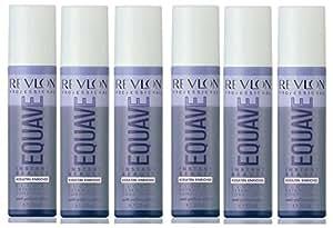 Lot de 6 Revlon Professional - Soins Cheveux Equave Blonde Detangling Conditioner 200 ml