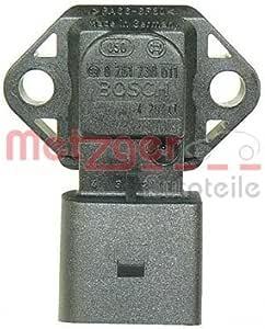 Metzger 0906092 Sensor Saugrohrdruck Auto
