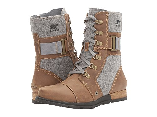 Bottes femme MAJOR CARLY Sorel Marron