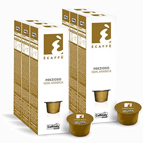 60 Ècaffè Kapseln 100% Arabica PREZIOSO - Caffitaly System