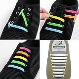 Silikon Schnürsenkel - Das innovative Schnürsystem - einfach Sneaker...