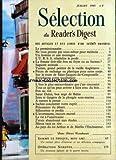 Telecharger Livres READER S DIGEST SELECTION du 01 07 1965 LE PERMISSIONNAIRE NE VOUS PRENEZ PAS VOUS MEME POUR MEDECIN UN HOMME ET UNE MONTAGNE L URSS REHABILITE LE PROFIT LA FEMME DOIT ELLE ETRE AU FOYER OU AU BUREAU SAGACITE ANIMALE TURNER GRAND PEINTRE DE LA VIEILLE ANGLETERRE PIECES DE RECHANGE EN PLASTIQUE POUR NOTRE CORPS SUR LA ROUTE DE SAINT JACQUES DE COMPOSTELLE ENRICHISSEZ VOTRE VOCABULAIRE DES MARTIENS OU DES HOMMES L ETRE LE PLUS EXTRAORDINAIRE QUE J AIE RENCONTRE TOUT CE Q (PDF,EPUB,MOBI) gratuits en Francaise