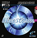 Donic BlueStorm Z1 Max Table Tennis Rubber (Red)