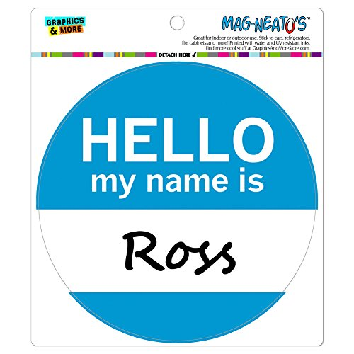 ross-hello-my-name-is-mag-neato-s-tm-automotive-car-kuhlschrank-locker-vinyl-magnet