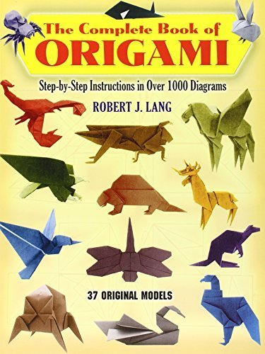 Pdf Gratis The Complete Book Of Origami Step By Step Instructions