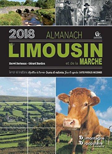 Almanach du Limousin 2018