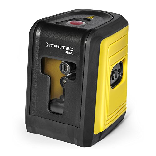 trotec-bd5a-cross-line-laser-max-distance-10-m-self-leveling-including-multifunctional-combination-h