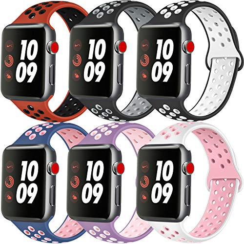 ATUP Compatible Apple Watch Correa 38mm 40mm 42mm