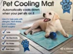 Dog Cat Pet cooler Cooling Cool Gel M...
