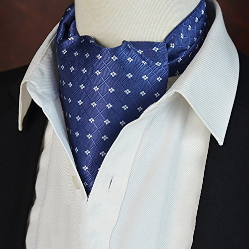 LIANGJUN Männer Elegent Krawatte Krawattenschal Seidenkrawatte Aus Baumwolle Hemd Schal Büro Formelle Anlässe Hochzeit, 115X11,5 cm, 17 Arten Verfügbar (Farbe : 15#) Eine Art Krawatte