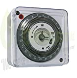 Immersion Heater Timer - Mechanical 24 hour Timer Switch