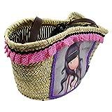 Santoro Gorjuss London Jar Of Hearts Borsa da Donna Bauletto Piccola a Mano Mare Shopping