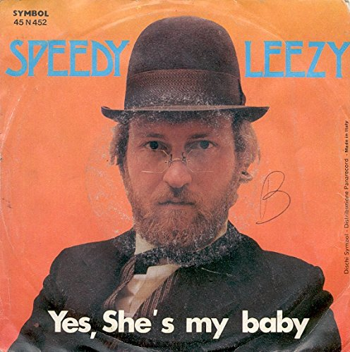 Yes she's my baby - 'Cos you like USA (Cos Baby)
