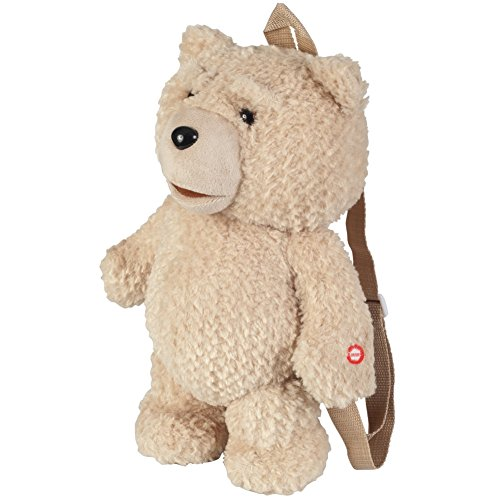 Ted-Body-Plush-Backpack
