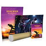 Bohemian Rhapsody DVD + CD + Poster esclusivo