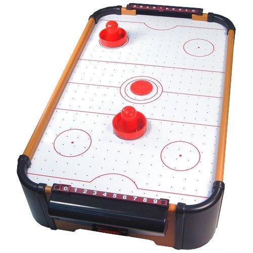 Peers Hardy - Juego de air hockey para mesa