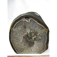 Natural Mente - Achat,Achatende,7,3 kg,ca.23x23cm,Mineral,Kristall,Heilstein,Achatgeode,Nr.667 preisvergleich bei billige-tabletten.eu