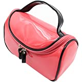 HOYOFO Multi Functional Travel Bag Makeup Organizer Cosmetic Bags Toiletry Storage (Watermelon)