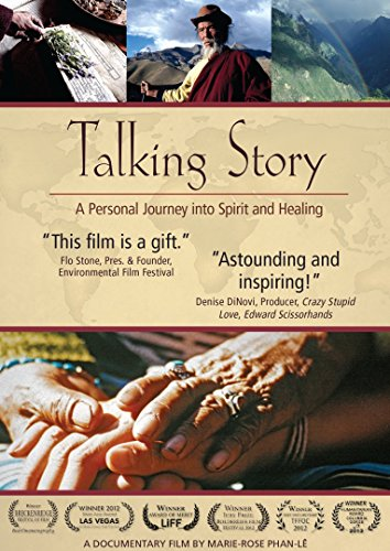 Talking Story: A Personal Journey into Spirit and Healing (New Adult Dvd 2014)