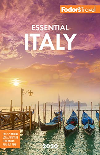 Fodor's Essential Italy 2020 (Full-color Travel Guide)