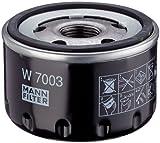Mann Filter W7003 Filtro de Aceite