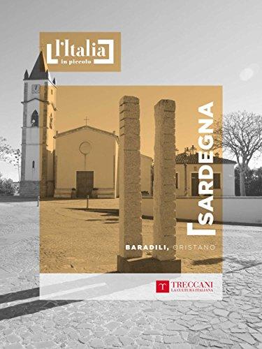 Baradili, oristano: sardegna (l'italia in piccolo)