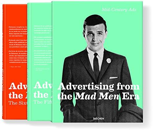 Advertising from the Mad men era. Ediz. italiana, spagnola e portoghese di Steven Heller