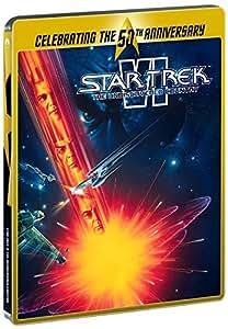 Star Trek 6: Rotta Verso l'Ignoto (Steelbook) (Blu-Ray)