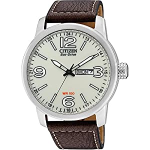 Citizen BM8470-03AE – Reloj analógico de Cuarzo para Hombre, Correa