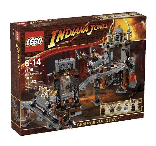 Lego Indiana Jones 7199  Temple of Doom [Japan import]