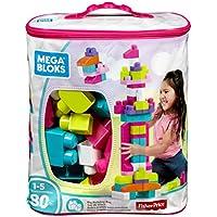 Mega Bloks DCH62 Big Building Bag, Pink