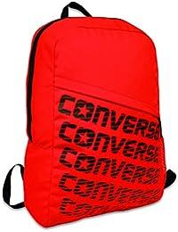 Converse Typ Zugang Rucksack Lässig, 44 cm, 20 Liter, Rot