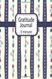 Gratitude Journal 5 minutes: 52 Week Gratitude Journal Diary Notebook Daily with Prompt. Guide To Cultivate An Attitude Of Gratitude. Personalized ... Volume 4 (Self-Exploration Happiness Life)